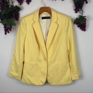 The Limited Tall Small Office Career Lined Blazer